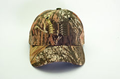 Huntsman hat for wearing to the jungle. Royalty Free Stock Photos