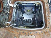 HUNTSVILLE, ALABAMA, de V.S. - 27 FEBRUARI 2011, eerste ruimtecapsure Royalty-vrije Stock Fotografie