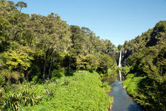 Hunua falls Stock Photography