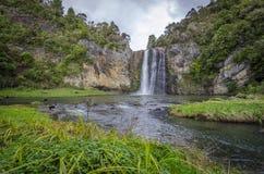 Hunua Falls Royalty Free Stock Photos