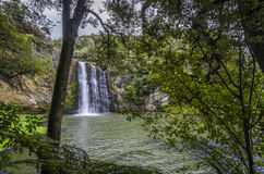 Hunua Falls Royalty Free Stock Photo
