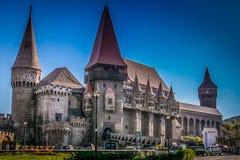 Hunyad Castle Stock Photo