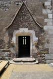 Hunyadi城堡 库存图片