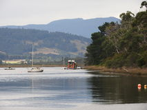 Huon Valley, Tasmanie Photo stock