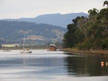Huon Valley, Tasmanien Stockfoto