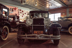 1929 hupmobile Fotografia Stock