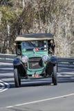 1915年Hupmobile N游览车 图库摄影