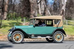 1915年Hupmobile N游览车 库存图片