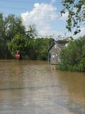 Huracán Harvey Aftermath Imagen de archivo