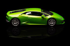 Huracan Foto de Stock Royalty Free