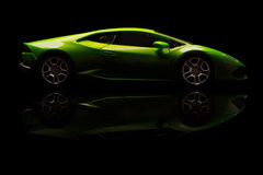 Huracan Royalty Free Stock Photos