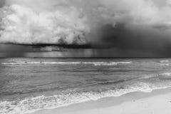 huragan Obrazy Royalty Free