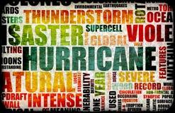 huragan royalty ilustracja