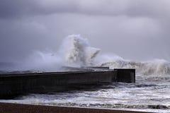 huragan Zdjęcie Royalty Free