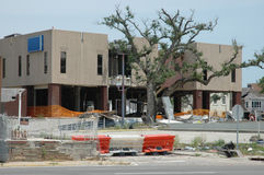 huragan Katrina. Zdjęcia Stock