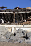 Huraganowy Odile, Cabo - San Lucas Obraz Stock