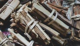 Ручка Hurbal стоковая фотография rf