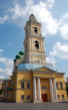 Сhurch of the Annunciation. In  St. Petersburg, Russia Royalty Free Stock Photo