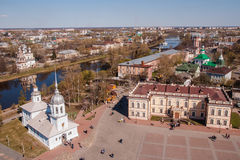 ?hurch de musée d'Alexander Nevsky et de dentelle. Volog Images stock