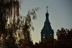 Hurch del ¡de Ð de la natividad de la Virgen María bendecida fotografía de archivo