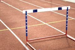 Hurdle Royalty Free Stock Photography