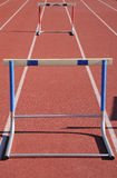 Hurdle Stock Image
