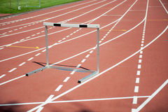 Hurdle Stock Photos