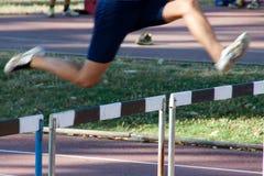 Hurdles Stock Image
