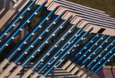 Hurdles Stock Photos