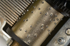 Hurdy-gurdy Royalty Free Stock Image