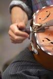 Hurdy-gurdy Stock Image