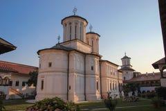 Hurezi kloster Arkivfoton