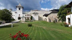 Hurezi Monastery stock image