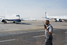 Hurgada Airport Stock Images