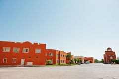 Hurghada, Ägypten -20 im August 2016: Luxus-Resort-karibische Welt S Lizenzfreies Stockbild