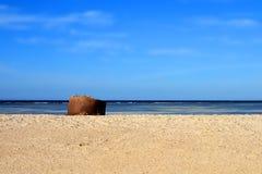 Hurghada, Ägypten, Januar: Schöne Lagune des Roten Meers stockfotos