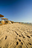 hurghada пляжа Стоковые Фото