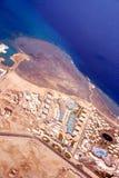 hurghada свободного полета Стоковое Изображение RF