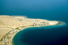 Hurghada coast Stock Images