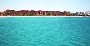 Hurghada coast. Royalty Free Stock Photography