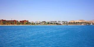 Hurghada coast. Stock Images