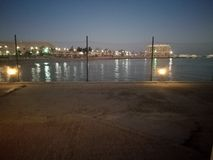 Hurghada. At evening Stock Photo