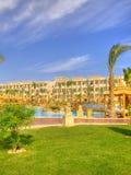 Hurghada hotel 02 Stock Image