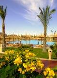 Hurghada hotel 07 Stock Image