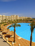 Hurghada hotel 09 Royalty Free Stock Photos