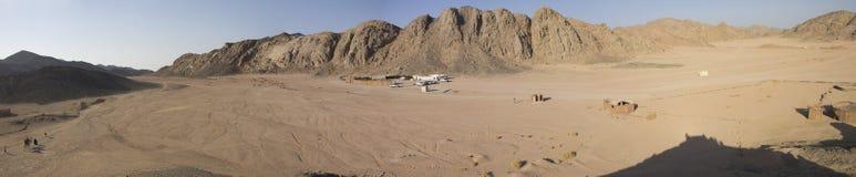 Hurghada Wüstenberge Stockbild