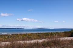 huron λίμνη στοκ εικόνα με δικαίωμα ελεύθερης χρήσης