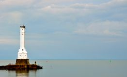 Huron Lighthouse Stock Photography