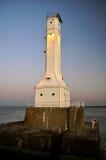 Huron Ohio latarnia morska Obrazy Royalty Free