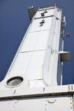 Hurone-Hafen-Leuchtturm lizenzfreie stockbilder